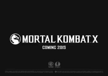 E3 2014: First Gameplay Footage of Mortal Kombat X