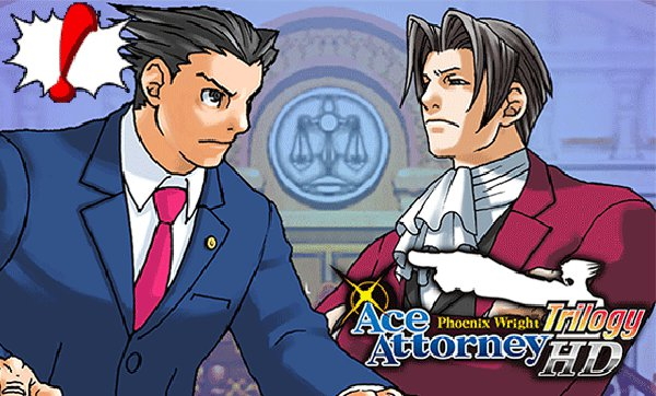 New Ace Attorney Trilogy Screenshots Take The Stand