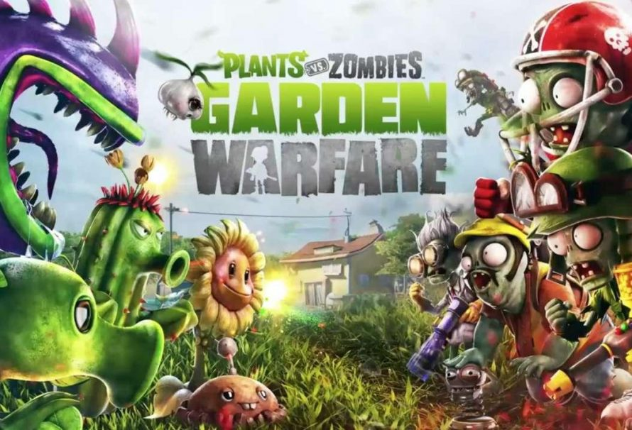 Plants vs. Zombies: Garden Warfare PS3/PS4 Release Date Grows Near
