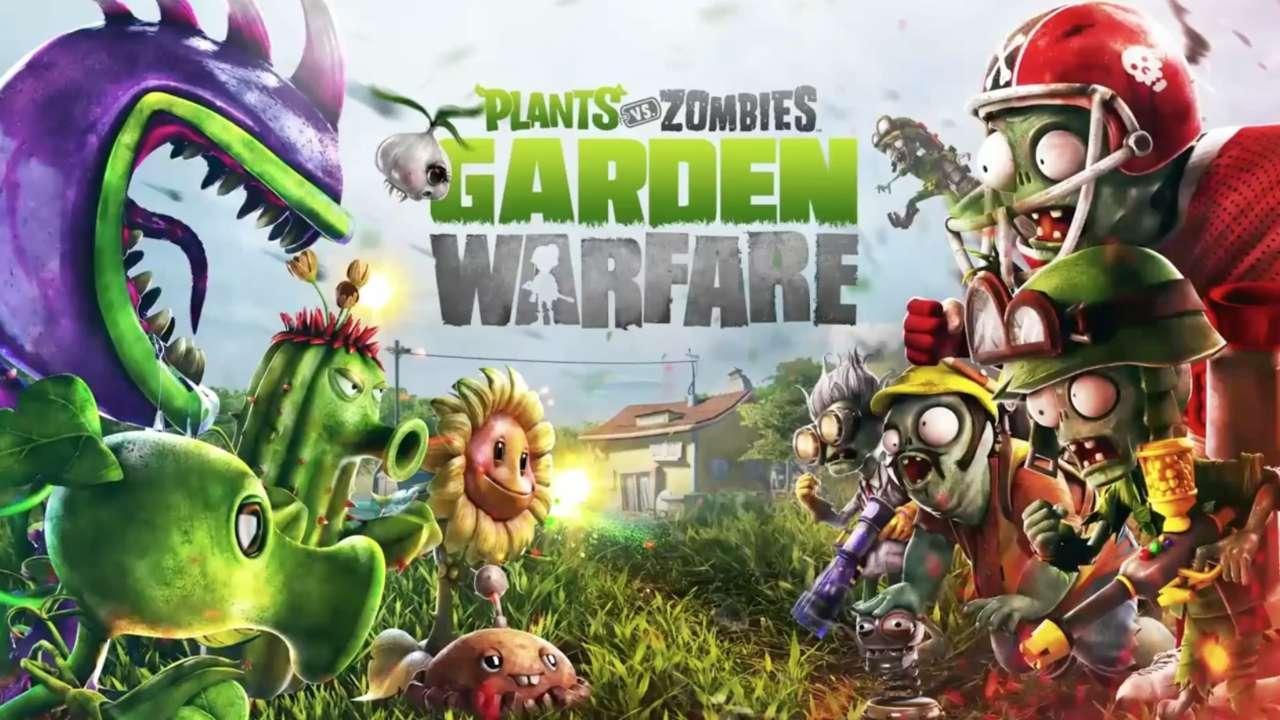 Plants Vs Zombies Garden Warfare Guide Header Great Ideas