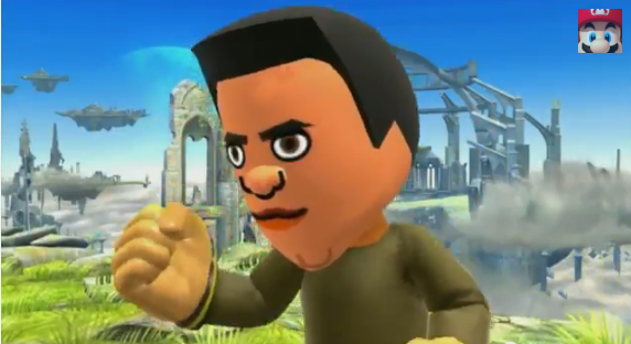 First DLC Character Announced For Super Smash Bros For Wii U