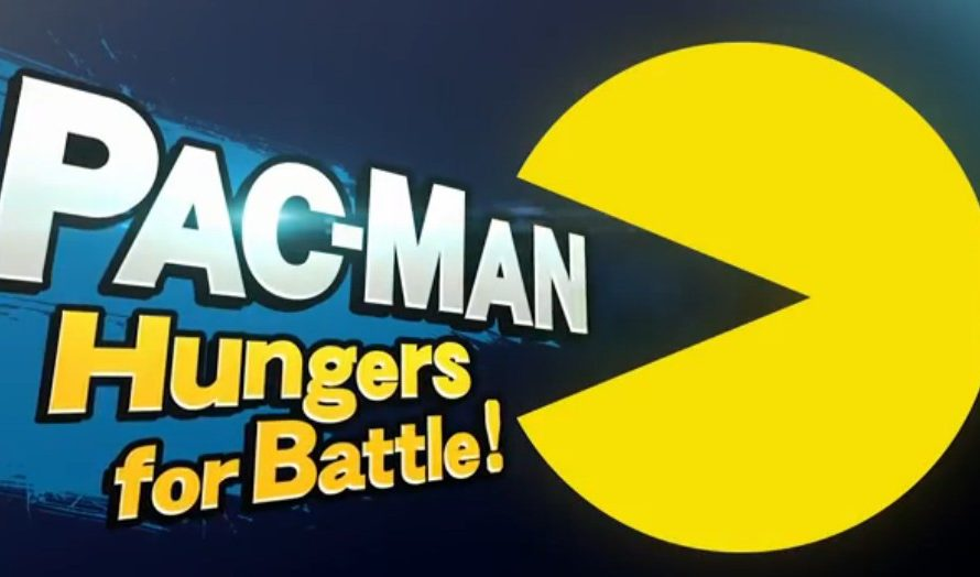 E3 2014: Pac-Man Hungers For Battle In Super Smash Bros.