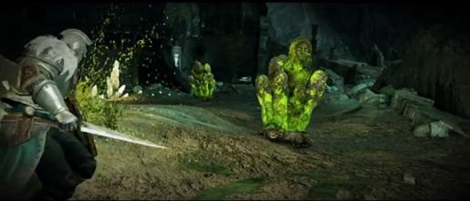 dark souls cavern