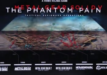 Metal Gear Solid V: The Phantom Pain Map Will Be Huge