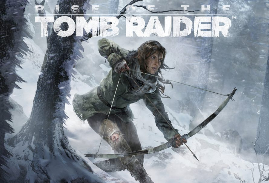 Rise of the Tomb Raider Gone Gold