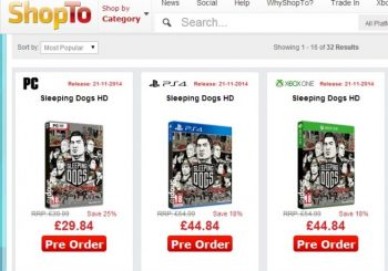 Rumor: Sleeping Dogs HD Barking To PC, Xbox One And PS4