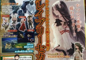 Bravely Second will have Agnes Oblige again