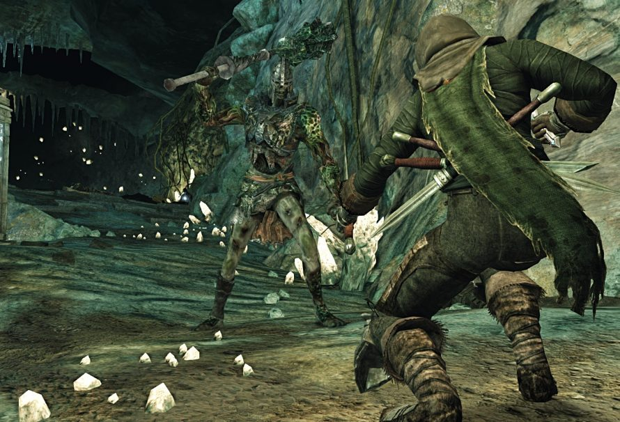Dark Souls 2: Crown of the Sunken King DLC Now Available