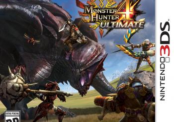 Monster Hunter 4 Ultimate box art finally revealed