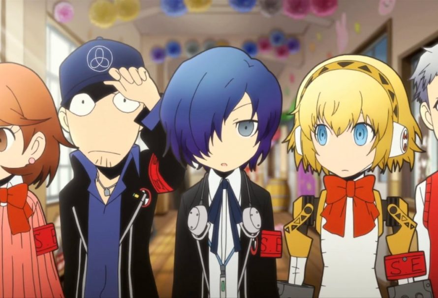 Persona Q Gets Launch Trailer Today, Twitch Stream Tonight