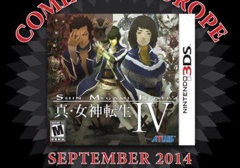 Shin Megami Tensei IV coming to Europe this September