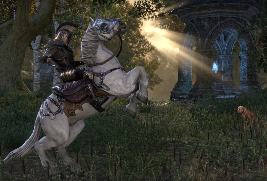 Elder Scrolls Online getting new zones, active world PvP and more