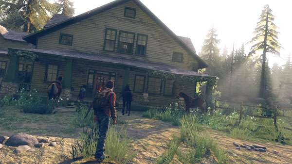 The Last of Us Photo Mode detailed