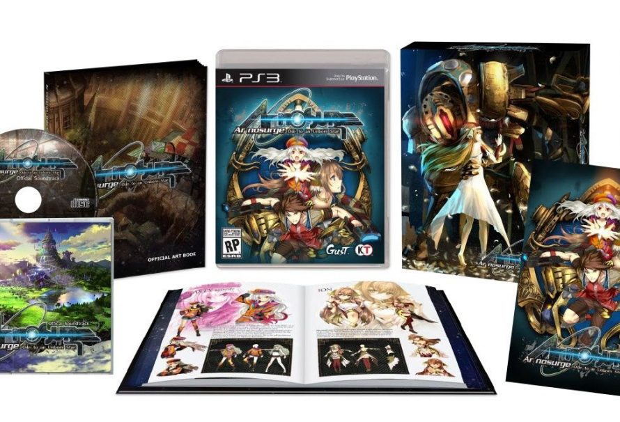 NIS America Announces Ar nosurge Collector's Edition For North America