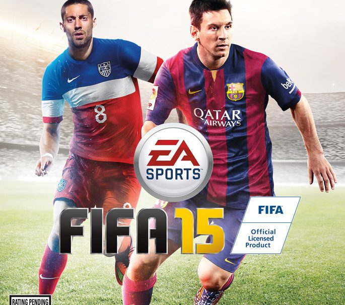 FIFA 15's Cover Art Revealed For North America