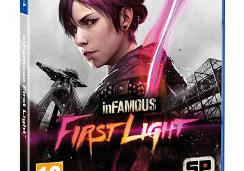 inFamous: First Light getting a retail release in Europe