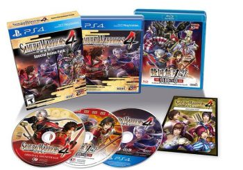Samurai Warriors 4 Gets Collector's Edition In North America