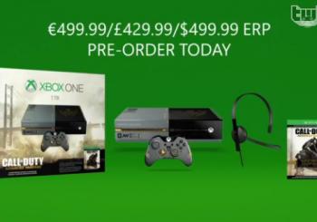 Call of Duty: Advanced Warfare w/ 1TB HDD Xbox One Bundle announced