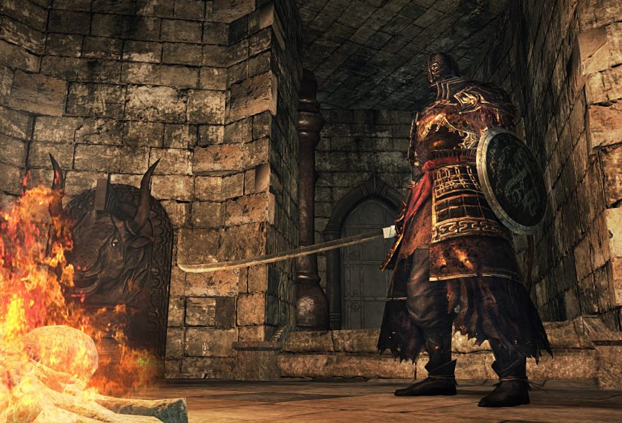 Dark Souls 2: Crown of the Old Iron King DLC now available