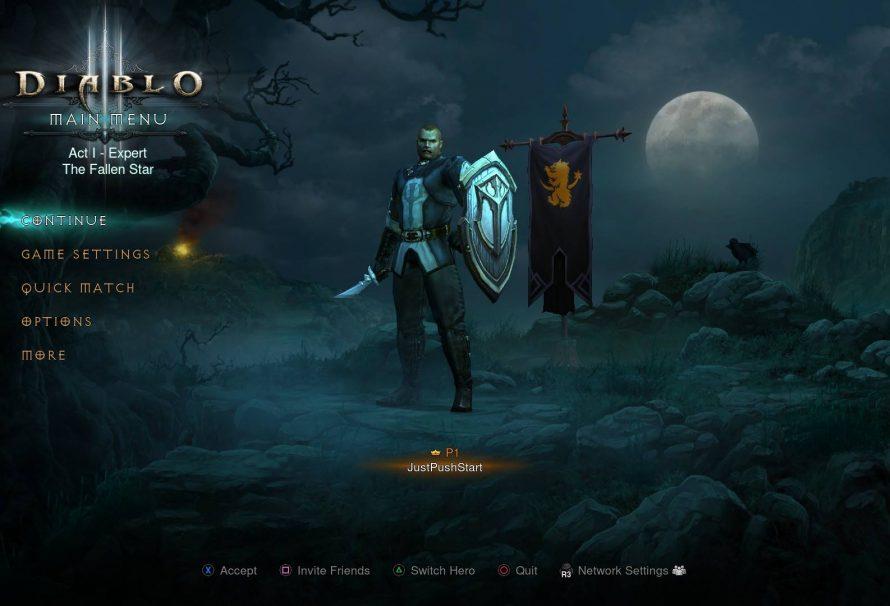 Diablo 3 UEE Guide – Using the PS Vita as a Controller