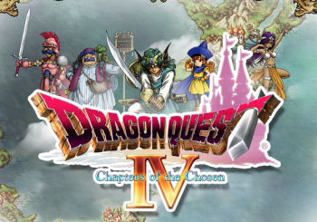 Dragon Quest IV now available on iOS