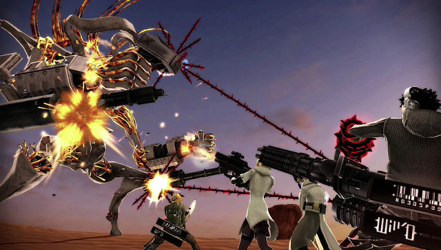 Freedom Wars launching this October in North America