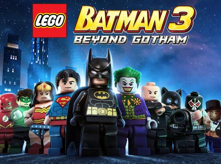 Lego Batman 3: Beyond Gotham launching this November