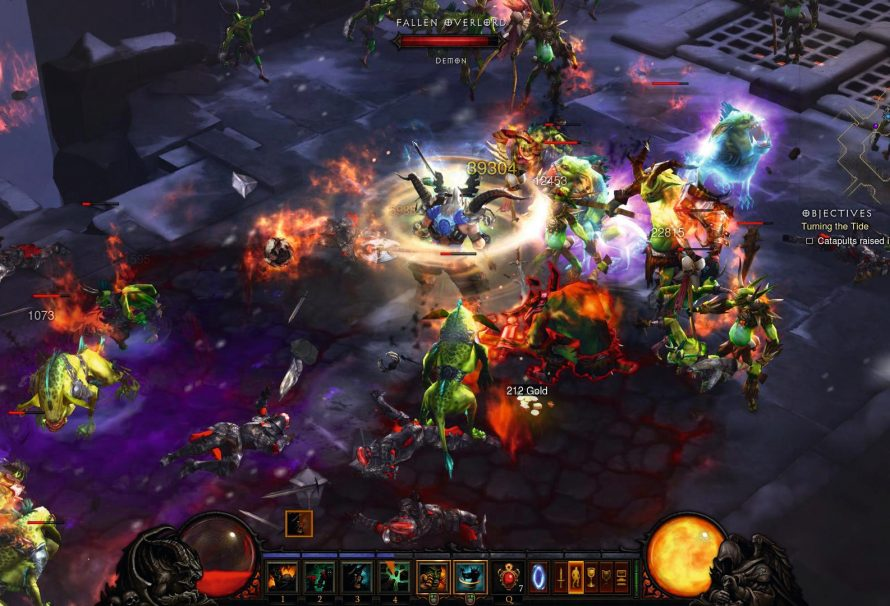 Diablo 3's The Darkening of Tristram Event returns today