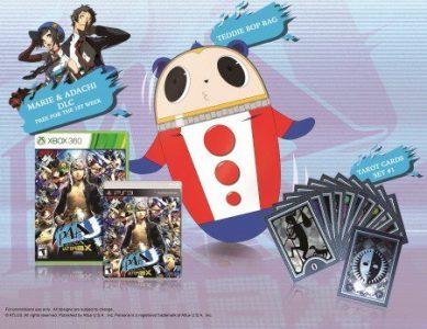 Persona 4 Arena PRe-Order