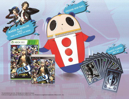 Persona 4 Arena Ultimax hits consoles this September