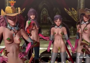 Oneechanbara Z2: Chaos Opening Video, First-Print Costumes Revealed