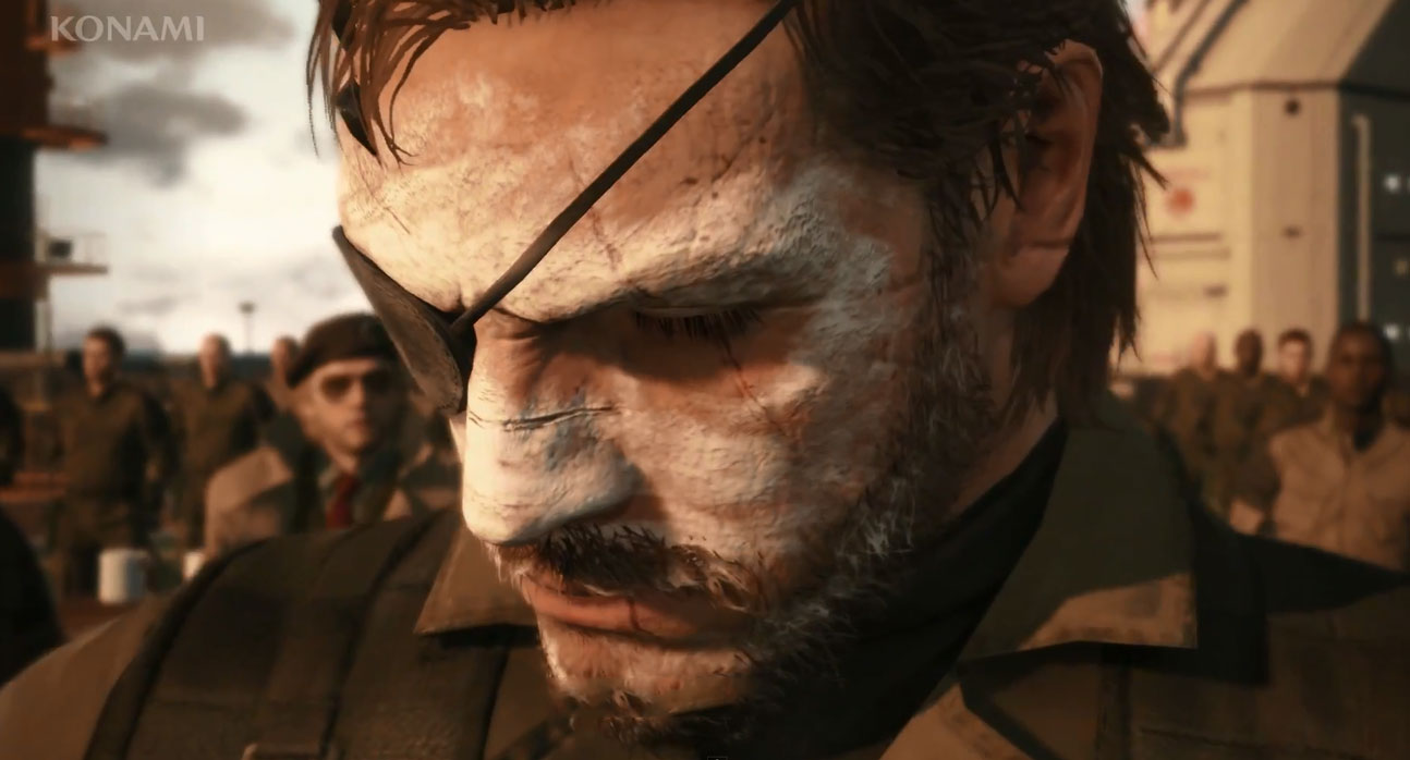 metal gear solid v phantom pain release date announcement soon