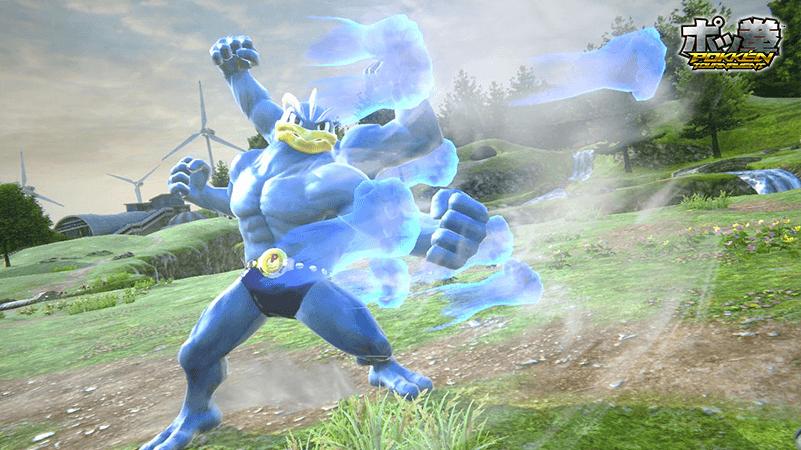 Pokken Tournament Announced For Arcades