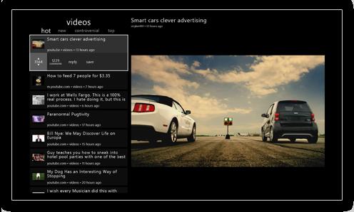 reddx screenshot