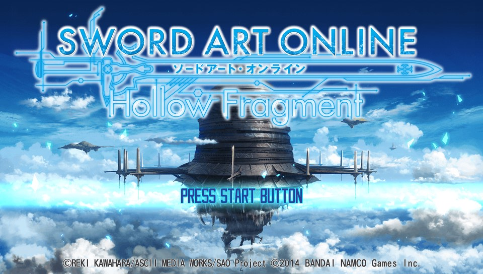 Sword Art Online: Hollow Fragment Review