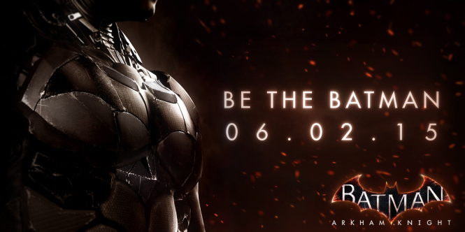 Batman: Arkham Knight to launch June 2015