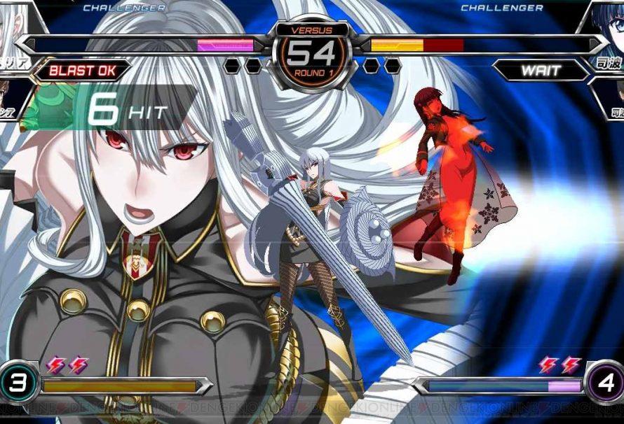 Two More Sega Heroines Joining Dengeki Bunko Fighting Climax