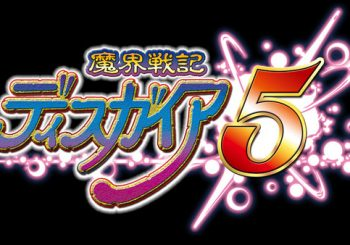 Disgaea 5 announced for PlayStation 4