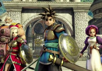Dragon Quest: Heroes announced for PS3 and PS4