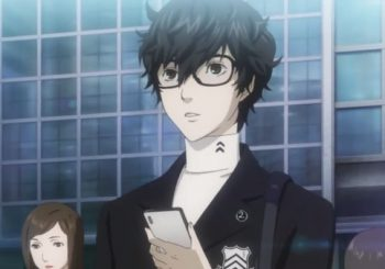 Deep Silver Publishing Persona 5 In Europe