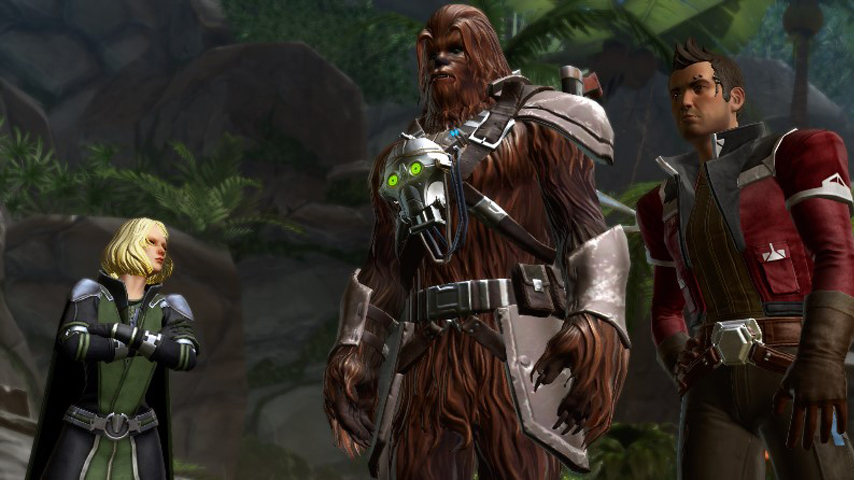 SWTOR Game Update 2.10 now live