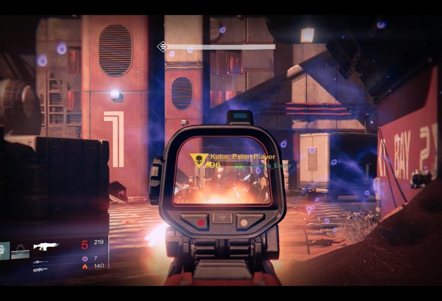 Destiny – Dust Palace Strike Guide