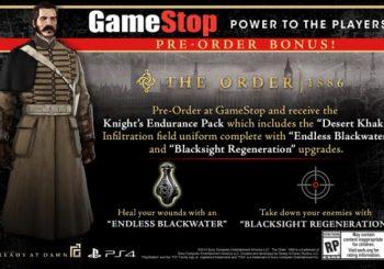 The Order: 1886 GameStop Pre-Order Bonus Announced
