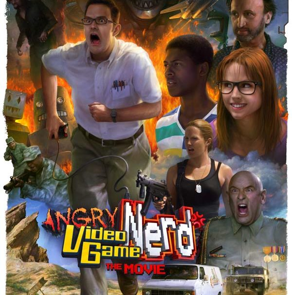 The Angry Video Game Nerd Movie Now Available On Demand
