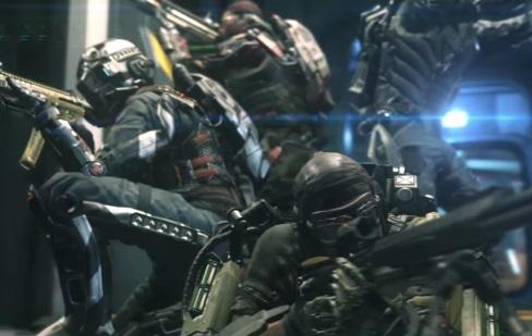 Exo Survival Mode Announced For Call of Duty: Advanced Warfare