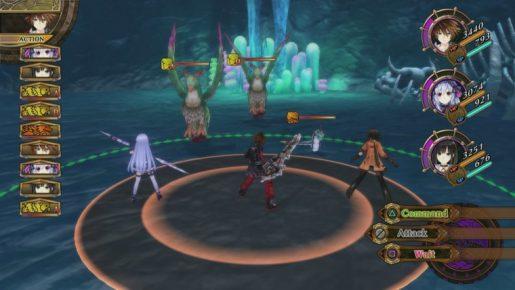 fairy fencer combat