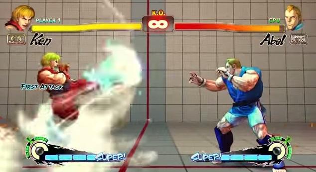 ultra street fighter 4 omega edition