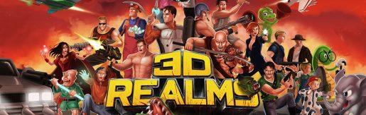 3d realms anthology logo