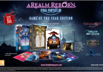Final Fantasy XIV Game of the Year Edition Revealed
