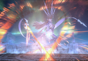 Final Fantasy XIV - Shiva Primal Fight Previewed